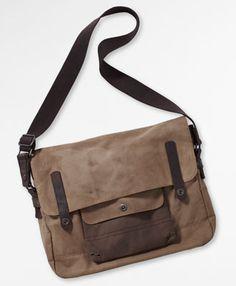 Messenger Bag - Olive Green - Levi's - levi.com