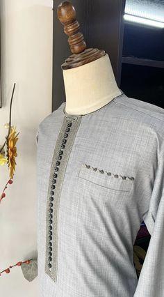 adekunle African Shirt and pant set