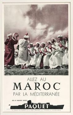 Vintage posters moroccoportfolio.com