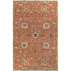 Surya CAE1119-912 Caesar 9' x 12' Rectangle Wool Hand Tufted Traditional Area Ru