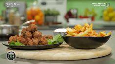 Κάθε μέρα chef με τον Βαγγέλη Δρίσκα | Επεισόδιο 35 – Κάθε μέρα Chef Beef, Food, Meat, Essen, Meals, Yemek, Eten, Steak