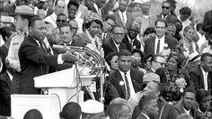 Speech similar to MLK;s most famous