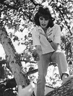 Sophia Loren fotografiada por Sam Shaw, 1963
