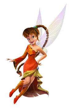 Фея Фауна в праздничном платье (Pixie party)