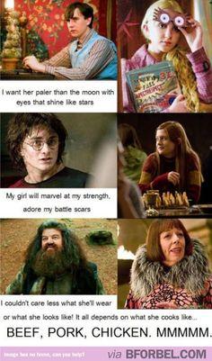 Mulan Harry Potter mash up!