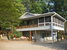 Love this vacation rental in Franklin, NC! (The Guest House at Dogwood Ridge)