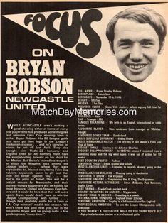 Football Shirts, Football Players, Bryan Robson, Newcastle United Football, English Football League, Sir Alex Ferguson, Aston Villa, Sunderland, Height And Weight