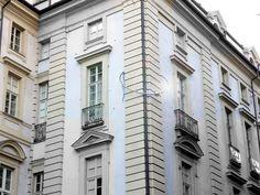 City piercing| Turin
