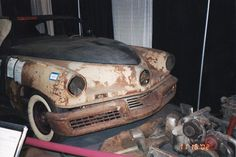 1948 Tucker Torpedo (rare find! Only 52 ever made)
