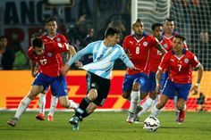 Prediksi Argentina vs Chile, 24 Maret 2017