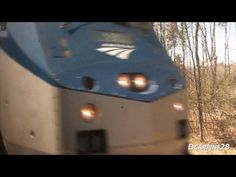 (HD) An Amtrak Downeaster Ride to Boston, MA from Portland, ME - 4/26/13 - YouTube