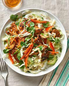 Recipe: Vietnamese-Style Chicken & Noodle Salad — Salad Recipes