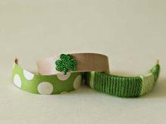 Kid Craft: Bracelets For St. Paddys Day - Momtastic