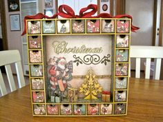 KaiserCraft Advent Calendar- making this for my friend for Christmas