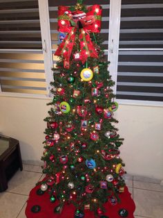 Disney Cars Christmas Decorations.20 Best Disney Cars Home Made Xmas Tree Images Xmas Tree