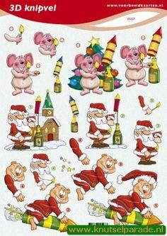 Nieuw bij Knutselparade: 5721 Voorbeeldkaarten nieuwjaar 2527 https://knutselparade.nl/nl/kerstmis/2083-5721-voorbeeldkaarten-nieuwjaar-2527.html   Knipvellen, Kerstmis -