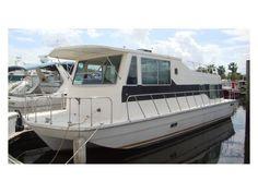 Used 2004 Adventure Craft 2800 Trailerable Mini Yacht