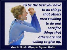 Gracie Gold USA Olymnpics Figure Skating Photo by ArleyArtEmporium, $15.99