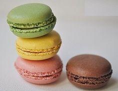 Французские сладости: как готовить пирожные макарон / X-Style