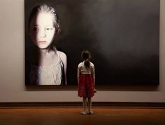 Grace means that all of your mistakes now serve a purpose instead of serving shame. *Unknown===Art Work Credit: Gottfried Helnwein  ღஜღ Love ღஜღ MODaline