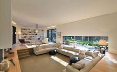 Harika bir eviniz var ve oturma alanı yapmak istiyorsanız bu örnekleri incelemelisiniz.