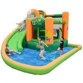 Found it at Wayfair - Endless Fun 11 in 1 Inflatable Water Bounce House
