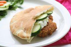 Greek Quinoa Burger