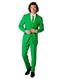 Evergreen Party Suit