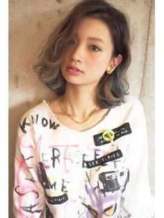 ハイトーンアッシュが可愛い♥髪色ヘアカラーカタログ【2014髪型】 - NAVER まとめ