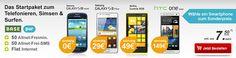 HTC One mini für insgesamt 353,95 EUR oder 311 EUR für ADAC Mitglieder mit BASE pur *Update: 29.07.13* http://www.simdealz.de/e-plus/base-pur-mit-smartphones-ab-0-eur-13kw30/ Mehr dazu hier: http://www.simdealz.de/e-plus/base-pur-mit-smartphones-ab-0-eur-13kw30/