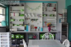 Favorite Flickr Craft Room