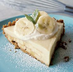 Fragrant vanilla pudding cradled in a graham-cracker crumb crust, topped with bananas and real whipped cream. No wonder this recipe is a reigning favorite.