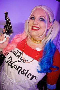 Me as Harley Quinn 2016