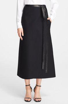 Jill Stuart 'Ella' Wrap Skirt available at #Nordstrom