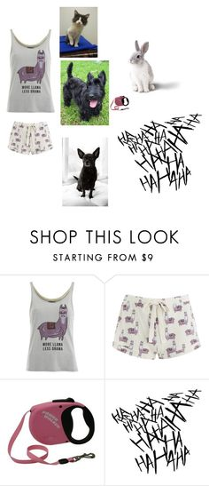 """""""Doggy play dates"""" by stay-strongforever ❤ liked on Polyvore featuring MINKPINK"""
