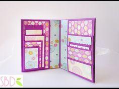 Cuaderno casero rápido y sencillo: http://elmonjecurioso.blogspot.com.es/2013/05/mi-cuaderno-ideal-para-los.html