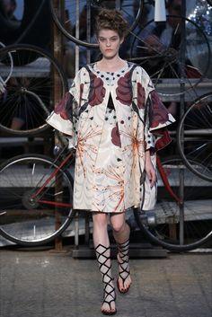 Sfilata Antonio Marras Milano - Collezioni Primavera Estate 2015 - Vogue