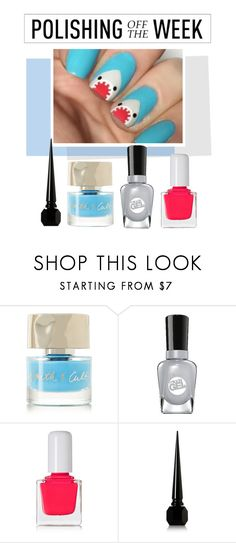 """Polishing Off the Week"" by polyvore-editorial ❤ liked on Polyvore featuring beauty, Smith & Cult, Sally Hansen, tenoverten, Christian Louboutin, nailpolish, polishingofftheweek and newnownails"