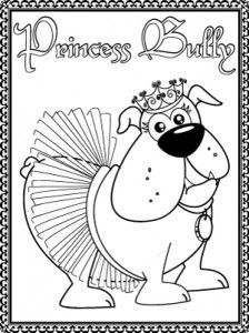 Did You Know April 21 Is Bulldogs Are Beautiful Day Celebrate By Printing Out Coloring Pages Created Smarts Bulldog Obsessed Graphic Designer Samantha