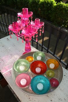 Candelabrum Pop Blings by KARE Design #KARE #KAREDesign