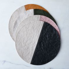 Round Placemats (Set of 4) on Food52