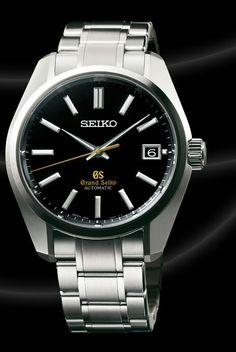 Grand Seiko, want this one, need it...