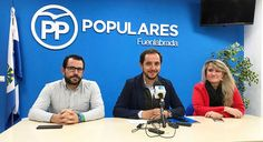 Sergio López, ha pedido hoy a la cabeza de lista de Ciudadanos, Patricia de Frutos, que de explicaciones sobre la supuesta compra de puestos electorales durante las elecciones de 2015 y sobre la forma de financiación de su campaña electoral.