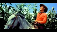 Oh, What a Beautiful Mornin' - Oklahoma! (1955) - Gordon MacRae is the most perfect Curly ever!