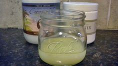 How to make natural deodorant. YES, it absolutely works. No, I won't go back to anything else :)