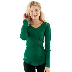 Gorgeous 100% Merino Wool tunic top from Woolx. The perfect length to to flatter your assets, provides the ideal amount of coverage over leggings - incredibly soft, and exceptionally warm Merino Wool base layer. | http://www.woolx.com/