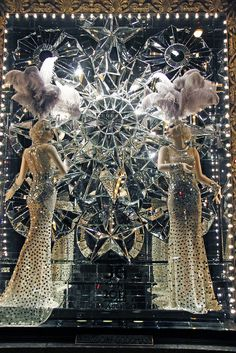 christmas in new york city 2012 |Bergdorf Goodman Located At 754 Fifth Avenue At 58th Street In New York City ...