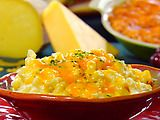 In the South, Mac and Cheese is considered a vegetable! ~The Ultimate Lady's Cheesy Mac and Cheese by Paula Deen
