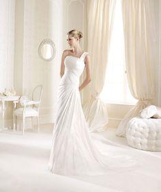 Vestidos de novia de La Sposa 2014 #boda #vestidos