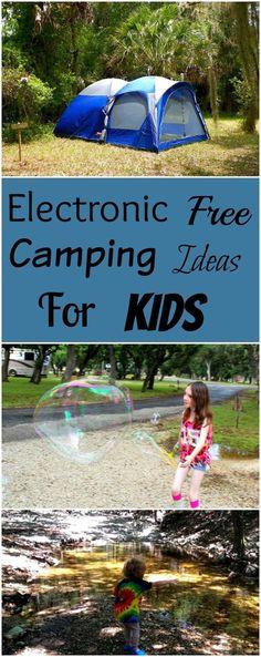 Electronic Free Camp